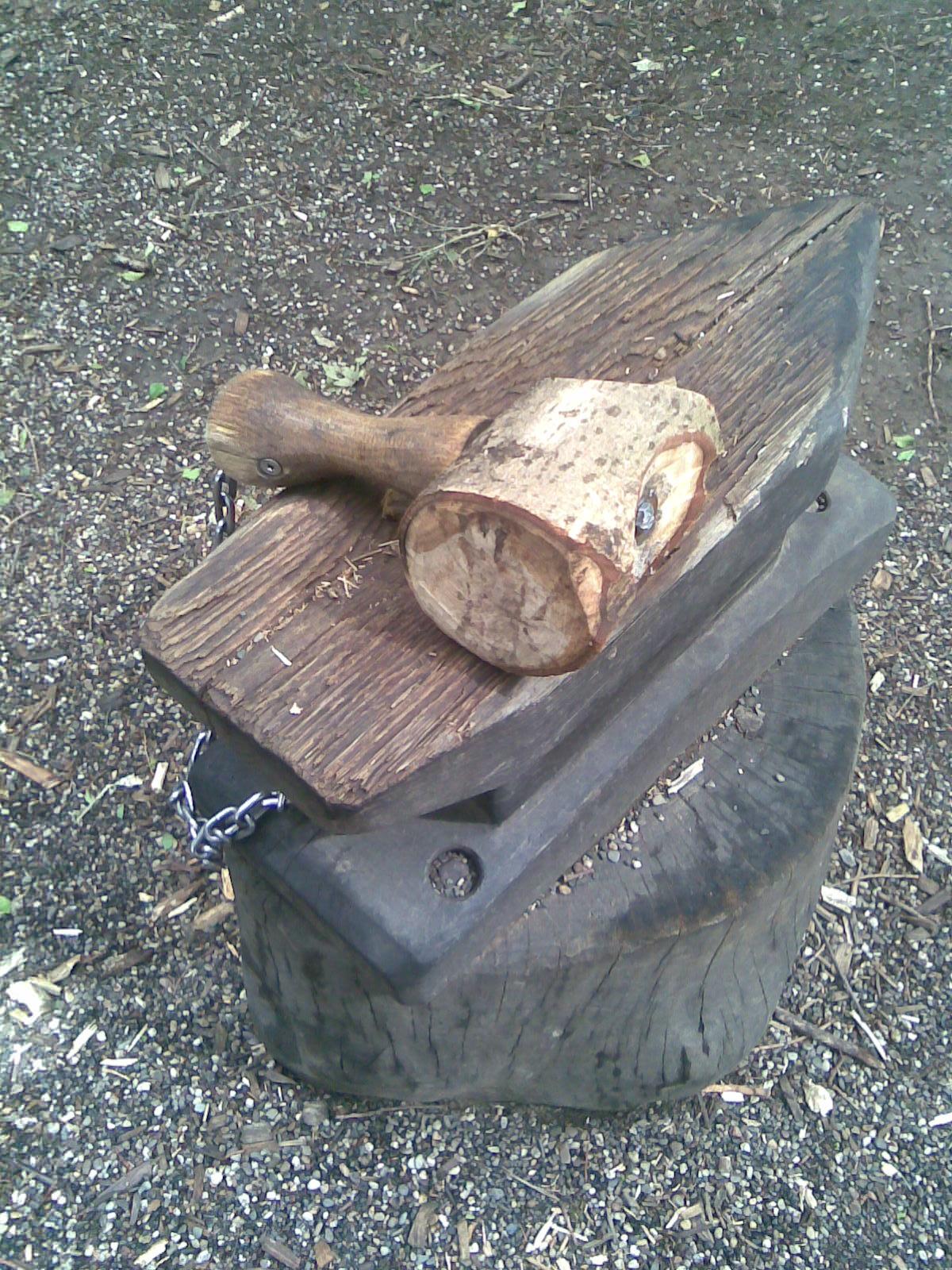neuer Hammer für Sauerlandpark